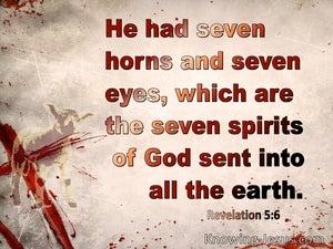 Revelation 5:6