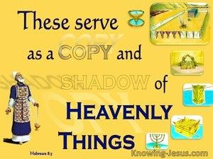 Hebrews 8:5