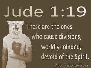 Jude 1:19