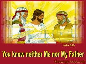 John 8:19