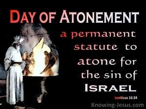 Leviticus 16:34