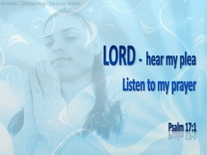 Psalm 17:1
