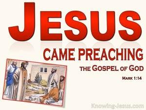Mark 1:14