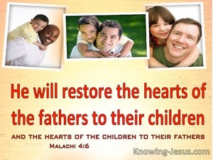 Malachi 4:6