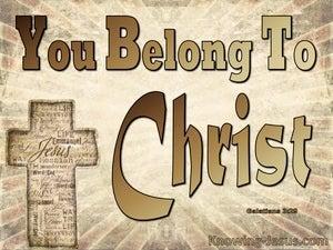 Galatians 3:29