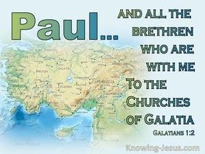 Galatians 1:2