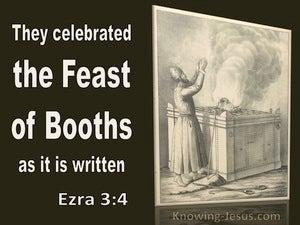 Ezra 3:4