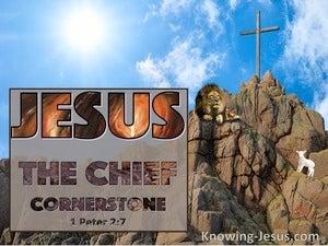 1 Peter 2:7