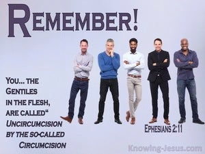 Ephesians 2:11