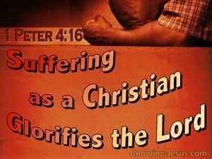 1 Peter 4:16
