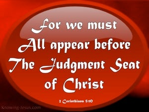 2 Corinthians 5:10