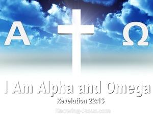 Revelation 22:13