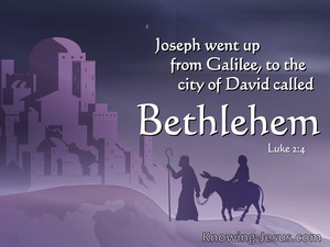 Luke 2:4