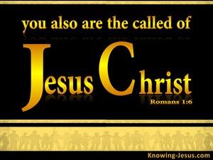 Romans 1:6