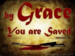 Ephesians 2:5