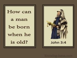 John 3:4