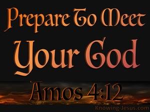 Amos 4:12
