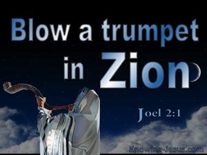 Joel 2:1