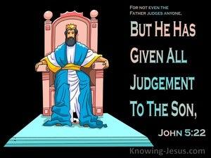John 5:22