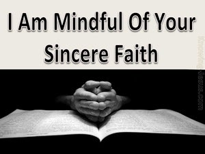 2 Timothy 1:5