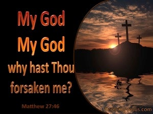 Matthew 27:46