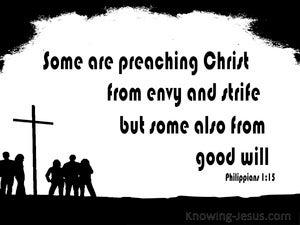 Philippians 1:15