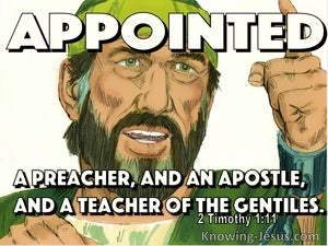 2 Timothy 1:11