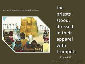 Ezra 3:10