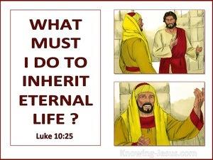 Luke 10:25