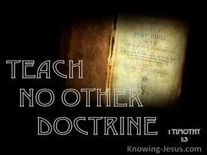 1 Timothy 1:3