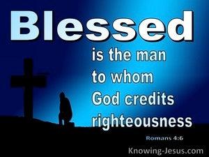 Romans 4:6