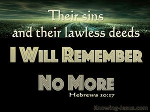 Hebrews 10:17