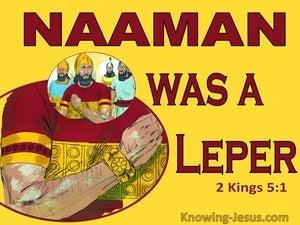 2 Kings 5:1