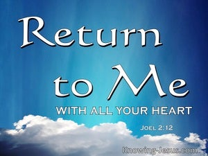 Joel 2:12