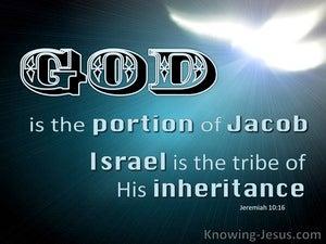 Jeremiah 10:16