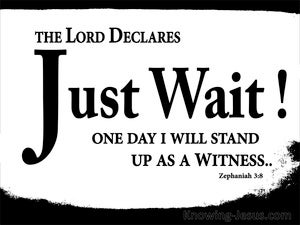 Zephaniah 3:8