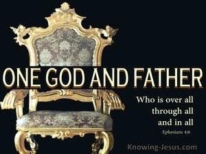 Ephesians 4:6