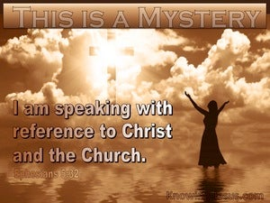 Ephesians 5:32