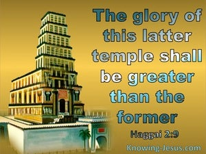 Haggai 2:9