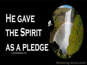 2 Corinthians 5:5