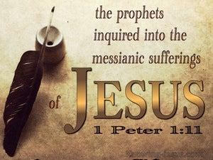 1 Peter 1:11