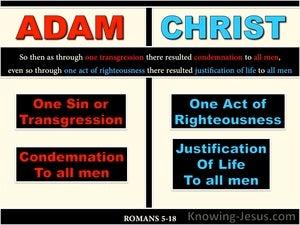 Romans 5:18