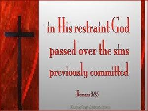 Romans 3:25