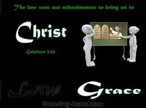 Galatians 3:24