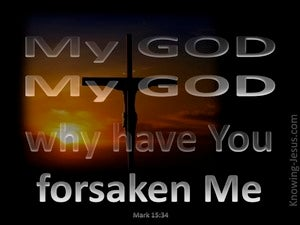 Mark 15:34