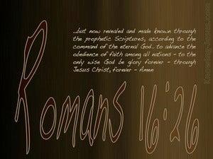 Romans 16:26