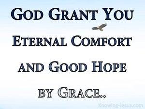 2 Thessalonians 2:16