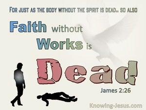 James 2:26