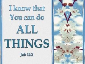 Job 42:2