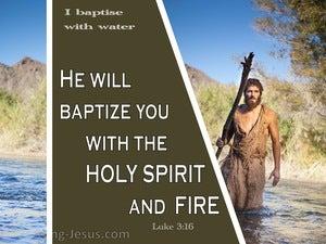 Luke 3:16